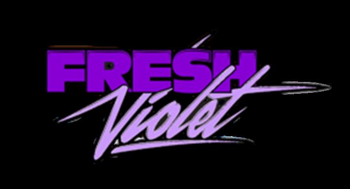 Fresh Violet